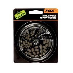 Distributeur plombs FOX Edges Kwik change pop-up weights