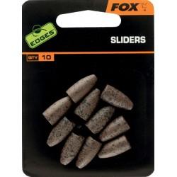 Plombs backleads FOX Edges Sliders