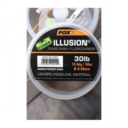 FOX Edges Illusion Trans Khaki Fluorocarbon 50m 30Lbs