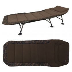 Bed chair FOX R3 Camo XL