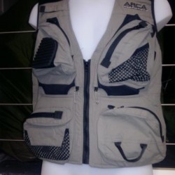 Gilet mouche ARCA Perfect fly-L