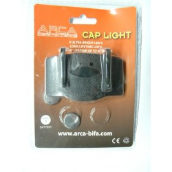 Lampe visière ARCA Cap light