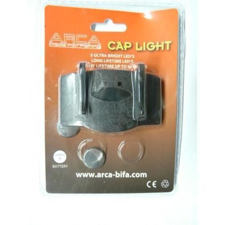 Lampe visière ARCA Cap light
