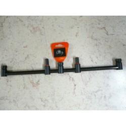 Buzz bar B-CARP Carbon mesh 3 cannes 40cm