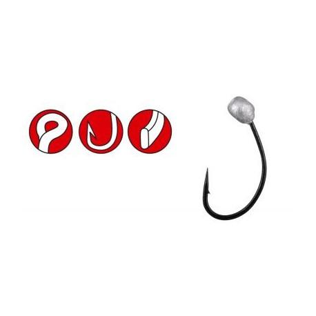Hooks GAMAKATSU C12 weighted n°10
