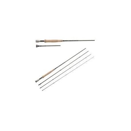 Canne GREYS GR70 Streamflex Plus 9'6 Soie 3 - 4 Brins