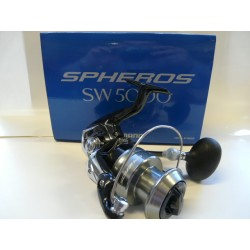 Moulinet SHIMANO Spheros 5000 SW