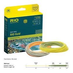 Soie RIO Gold WF4 Flottante