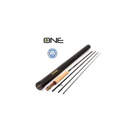 Canne SAGE One 9'6'' soie de 4 (4 brins)