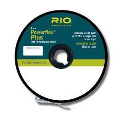 Nylon RIO Powerflex Plus 46m 3X 0.203mm 4.30kg