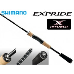 Canne SHIMANO Expride 266 L-S 1m98 3-10gr