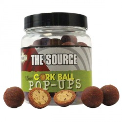 Pop-Ups DYNAMITE BAITS Monster tiger nut wafters Red-Amo 15mm