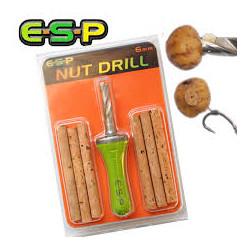 Nut Drills ESP en liège 6mm