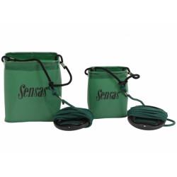 Seau waterproof SENSAS + Corde MM