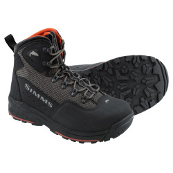 Chaussures SIMMS Headwaters Gunmetal Vibram Taille 10/43