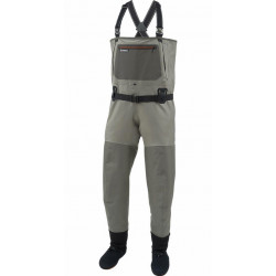 Waders SIMMS G3 Guide Stockingfoot Greystone Taille L