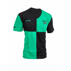 T-Shirt SENSAS Harlequin Green - Black Size L
