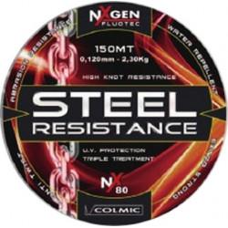 Nylon COLMIC Steel Resistance 150m 0.35mm 16.50kg