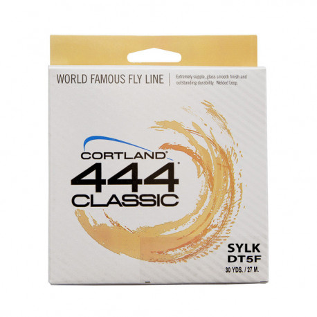 Soie CORTLAND 444 Classic Silk WF7 Flottante