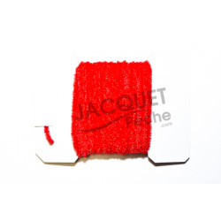 Chenille Ultra FLY SCENE Rouge Medium