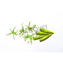 Kit Sauterelle JMC Verte Taille 12/14