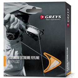 Soie GREYS Platinum Extreme WF7 Intermédiaire