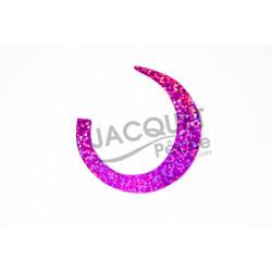 PACCHIARINI'S Wiggle Tails XL Holo Pink