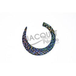 PACCHIARINI'S Wiggle Tails XL Holo Black