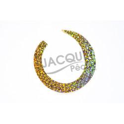 PACCHIARINI'S Wiggle Tails Jumbo Slim Holo Gold