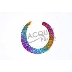 PACCHIARINI'S Wiggle Tails XL Holo Rainbow