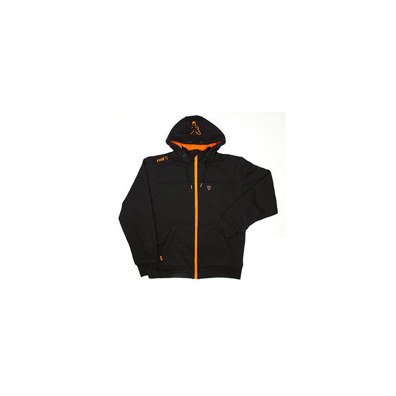 Heavy Noir Veste S Lined Hoodie Fox Orange wCIaqx6IA5