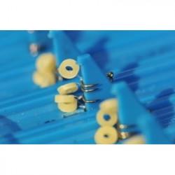 Boîte + plioir CRESTA Pour bas de ligne de 10 cm à 20 cm