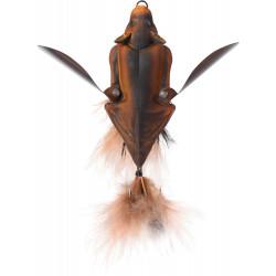 Lures SAVAGE GEAR 3D Bat 12.5 cm Brown