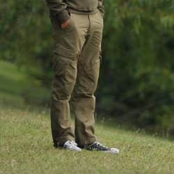 Pantalon KORDA military olive T L
