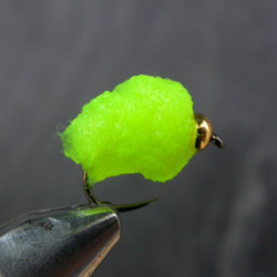 Eggstasy FLYBOX chartreuse