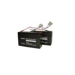 Batterie plomb ANATEC 6v 4.5Ah (la paire)