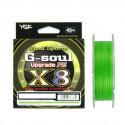YGK (X BRAID) X8 G SOUL Upgrade PE3 50lbs 200m