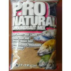 Amorce BAIT-TECH Pro natural mix 1.5kg