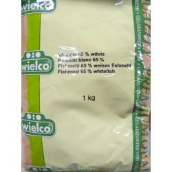Farine WIELCO de poisson blanc 65% 1kg