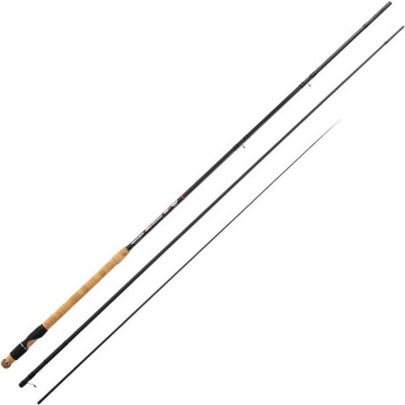 Canne GARBOLINO Trout legend 5m 3+1 sections
