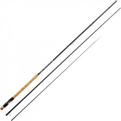 Canne GARBOLINO Trout legend 4m30 3+1 sections