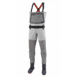 Waders SIMMS G3 Guide Stockingfoot Cinder Taille XL