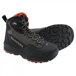 Chaussures SIMMS Headwaters Gunmetal Vibram Taille 12/45