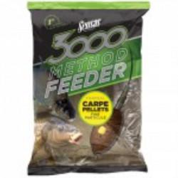 Amorce SENSAS 3000 Method feeder carpe pellets en 1Kg