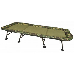 Bed chair Camo STARBAITS Bivie Bed 8 pieds