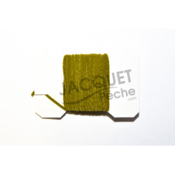 Chenille Ultra FLY SCENE Olive 1mm