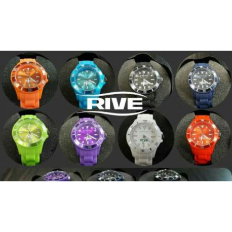 Montre RIVE R-Watch - Blanc
