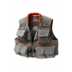 SIMMS Guide Vest Steel Size XXL