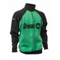 Sweat SENSAS Summer Noir - Vert Taille XL