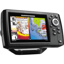 Sondeur HUMMINBIRD Helix 5 HD G2 GPS sonde tableau arrière